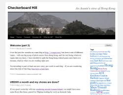 Checkerboard Hill