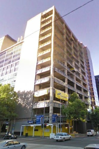 Unknown Google Street View update for 223 William Street