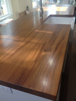 Divine Custom Wood Kitchen Island Counter Crafted By Grothouse Custom Teak Wood Counters Wood Butcherblock Bar Wooden Kitchen Oil Wood Kitchen S Prices
