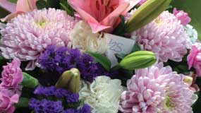 Summer Bouquets from Fleuriste