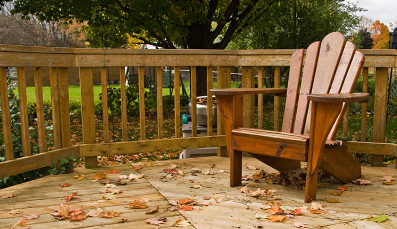 Sustainable decking philadelphia green products for Sustainable decking