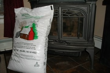 Maine Woods Hardwood Pellets