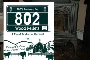 802 Softwood Pellets