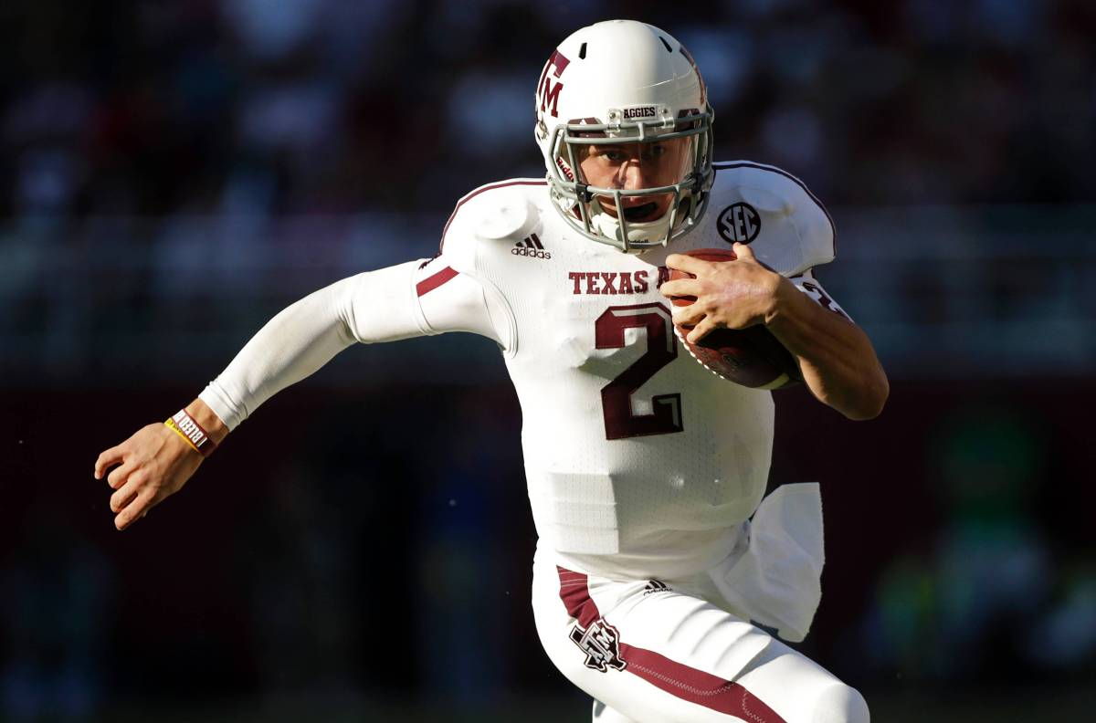 Who Is The Next Johnny Manziel Playing High School Football Right Now?