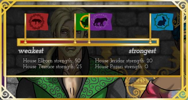 House Ranks Serafina's Crown