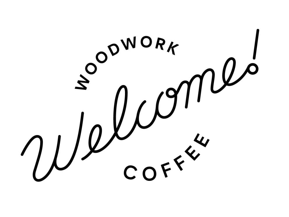 WOODWORK Welcomcoffee  logo