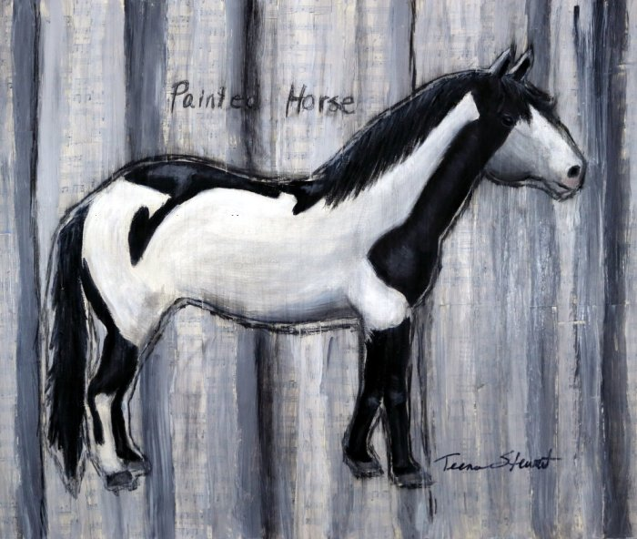 PaintedHorse