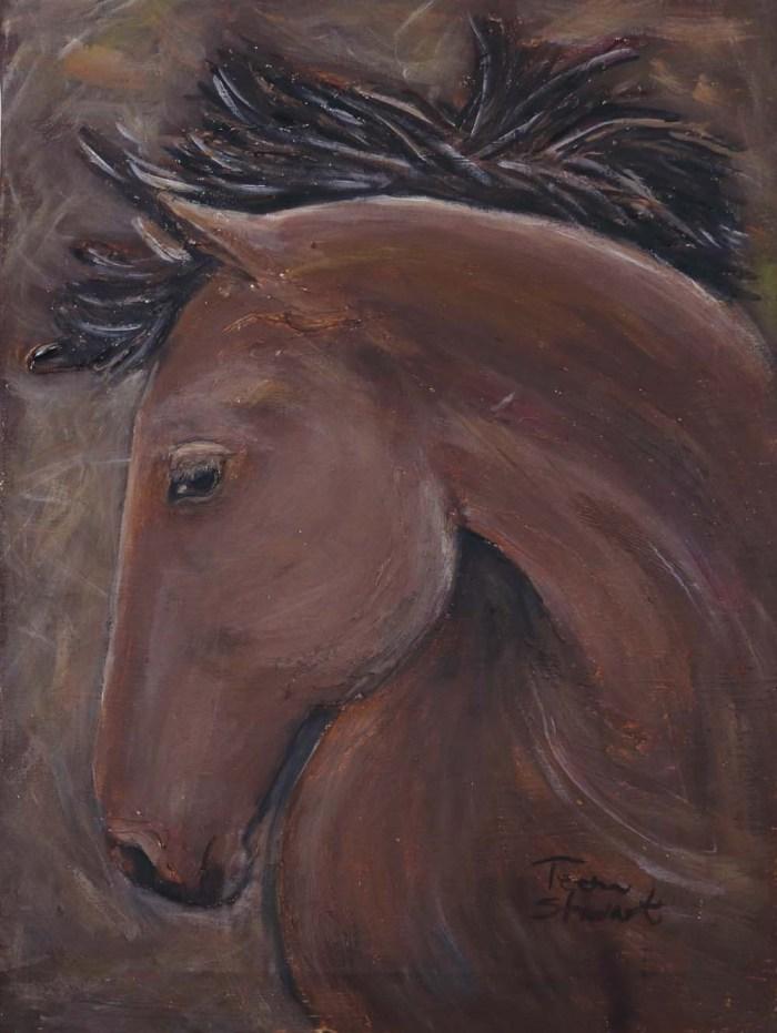bay-horse-head