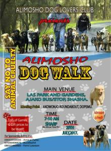 Alimosho Dog Walk