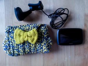 Pochette au crochet pour mon GPS - handbag in crochet for my GPS (6)