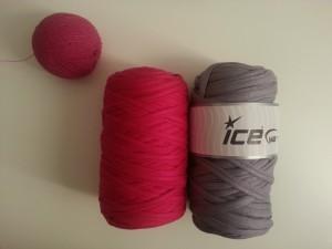 Ice yarn bulky - Basket