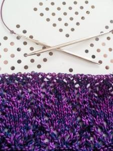 Glam Shell shawl - small-10