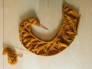 Begonia Swirl - tricot chale-6