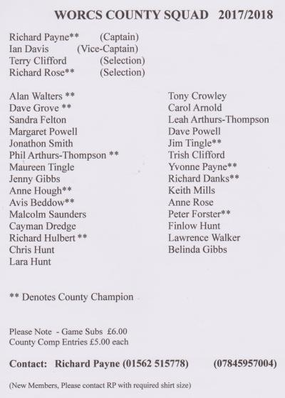 County Squad 2017 2018 001
