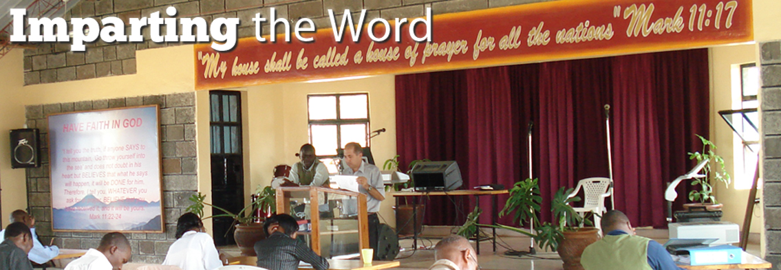 Impartingtheword