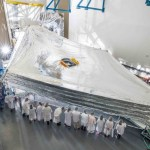 Webb Space Telescope's stunning Sunshield is complete