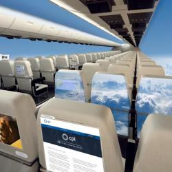 Windowless fuselage planes will change air travel