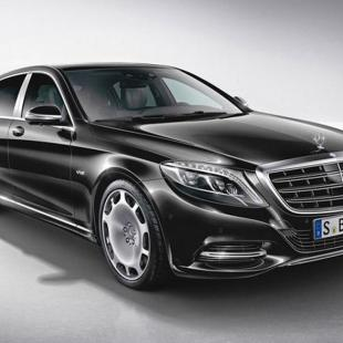 Mercedes Maybach S600 2016