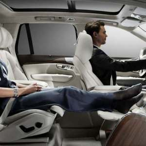 Volvo XC90 Cars Lounge Console