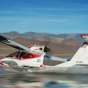 Flying the Icon A5 personal aircraft