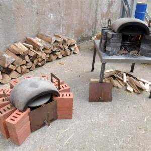 The Brick compact Oven