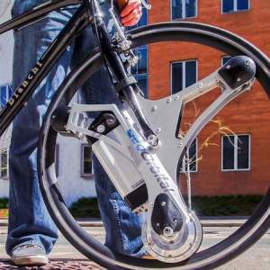Make your bike electric in 60 seconds