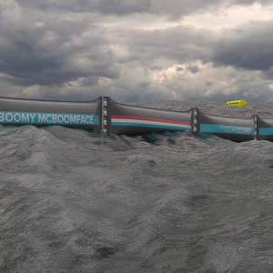 Ocean Cleanup unveiled first prototype