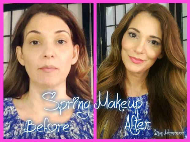 Get This Easy Spring Makeup Look!