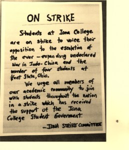 Iona Strike