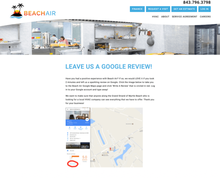 get more google reviews how to leave a review
