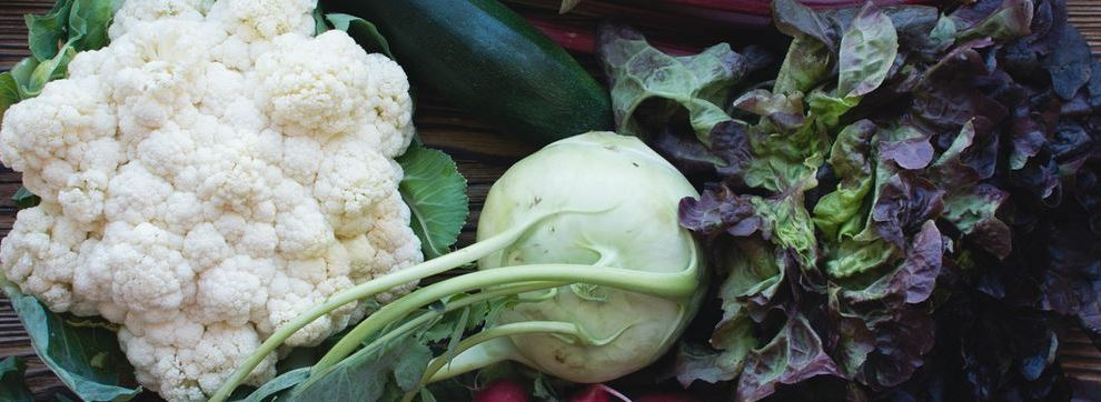 Recipe: Julie's Cauliflower Patties