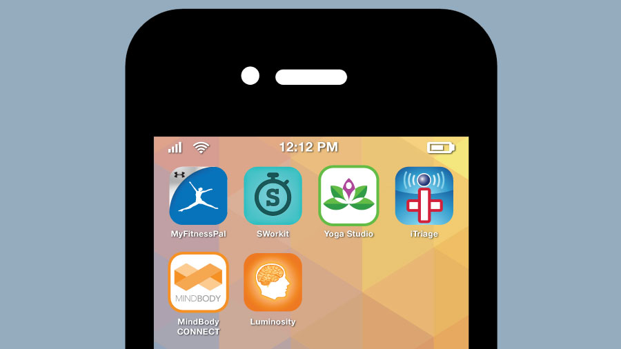 6 Apps to Kickstart Your Healthy Lifestyle