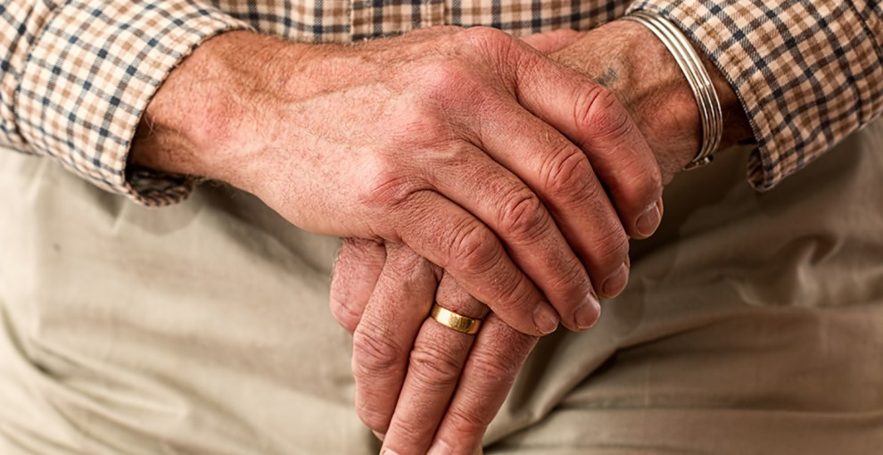 Supporting your spouse with dementia starts with caring for yourself!