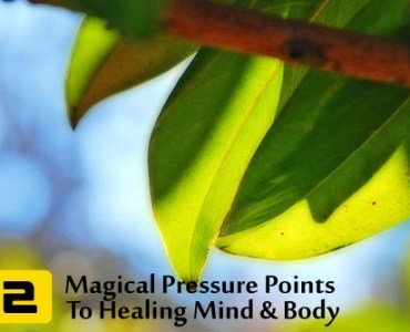magical pressure points (acupressure)