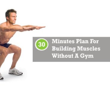 build muscles without gym