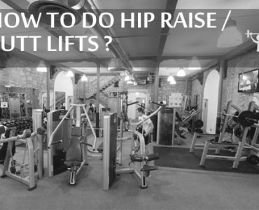 HIP RAISE / BUTT LIFT