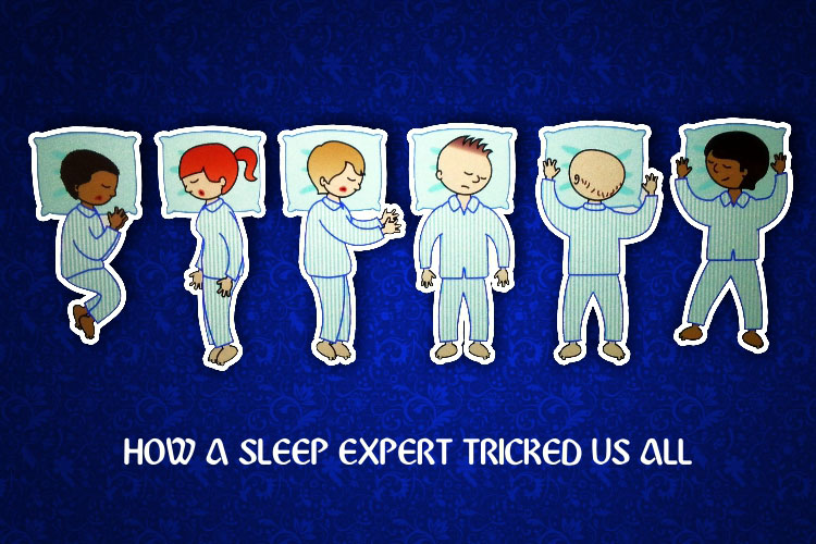 Sleeping Types Personality Your Personality Type