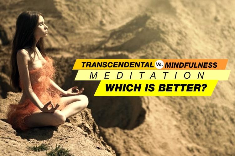 Transcendental meditation vs meditation