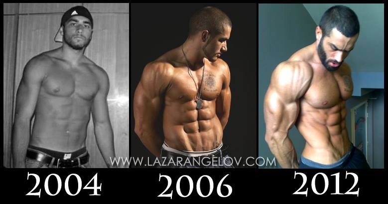 This Is Lazar Angelov's Workout And Diet | Workout Trends