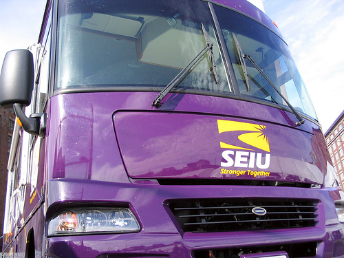 Jury Orders SEIU To Pay $5.3 Million For Campaign To