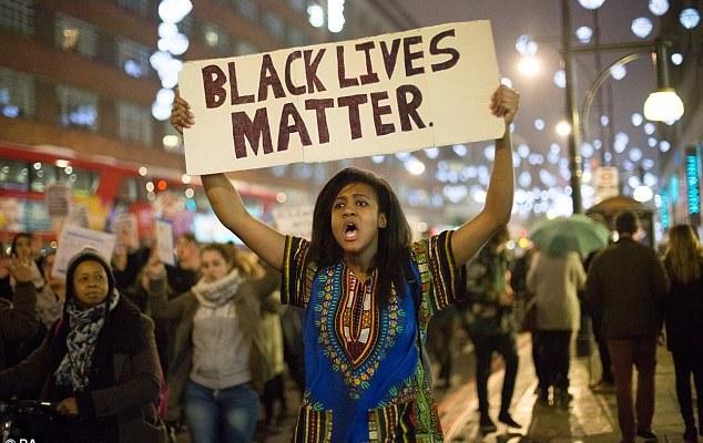 #BlackLivesMatter's List Of