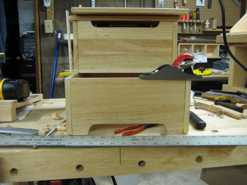 Planing the Front Panel