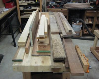 Free wood!
