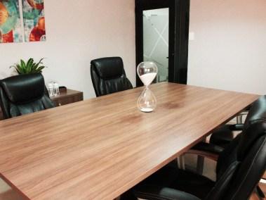Sala de Juntas Workspot - Renta de Oficinas Monclova