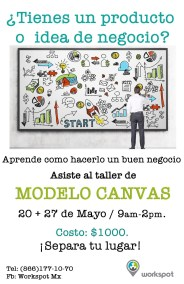 Modelo canvas workspot monclova