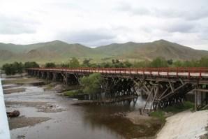 Bridge in Terelj.