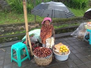 Bali Besakih Food Vendor