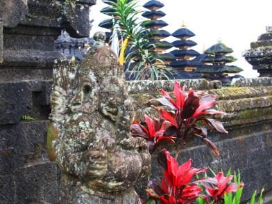 Bali Besakih Statue