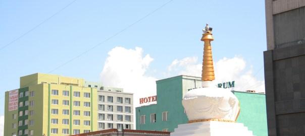 Ulan Bator Cityscape
