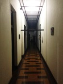 Bandung Convent Hallway